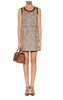 DOLCE & GABBANA - Woven Sheath Dress - Designer Dress hire