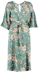 BH - Carley Floral Midi Dress - Rent Designer Dresses at Girl Meets Dress