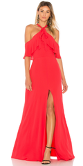 PRIVACY PLEASE - Bennette Maxi Dress - Designer Dress Hire