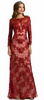ISSA - Pollyanna Printed Dress - Designer Dress hire