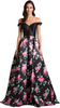 CHI CHI LONDON - Megan Floral Dress - Designer Dress hire