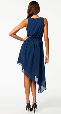 DRY LAKE - Kate Wrap Dress - Designer Dress hire