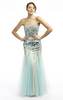 RAISHMA - Embellished Tiered Gown - Designer Dress hire