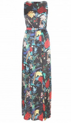 ALICE AND OLIVIA - Elis Print Dress - Designer Dress Hire