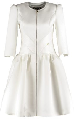 ELISABETTA FRANCHI - Classic Coat - Designer Dress hire