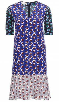 STELLA MCCARTNEY - Ely Silk Dress - Designer Dress hire