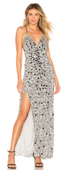 X by NBD - Presley Embellished Gown - Designer Dress Hire