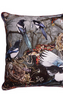 Emily Humphrey - Magpie Paradise Cushion - Designer Dress hire