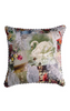 Emily Humphrey - Marche Aux Puces Cushion - Designer Dress hire