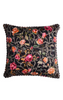 Emily Humphrey - Rose Trellis Cushion - Designer Dress hire