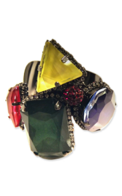 ERICKSON BEAMON - Envy Swarovski Bracelet - Designer Dress hire