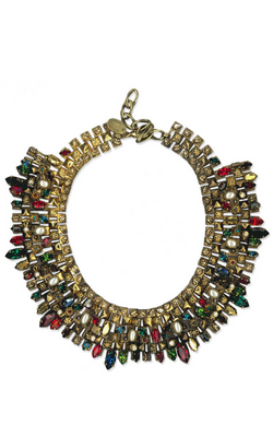 ERICKSON BEAMON - Matador Necklace - Designer Dress hire