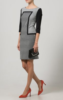 ESCADA SPORT - Deasy Shift Dress - Designer Dress hire