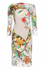 ETRO - Paisley Print Dress - Rent Designer Dresses at Girl Meets Dress