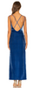 FOR LOVE & LEMONS - Nadine Velvet Cobalt Gown - Designer Dress hire
