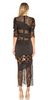 FOR LOVE & LEMONS - Rosalyn Maxi Dress - Designer Dress hire