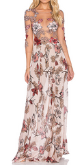FOR LOVE & LEMONS - Sierra Maxi Dress - Designer Dress Hire