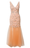 FOREVER UNIQUE - Lenore Prom Dress Green - Designer Dress hire