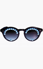 FREDA BANANA - Ghaz Denim Sunglasses - Designer Dress Hire