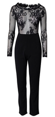GLAMOROUS - Lace Jumpsuit - Designer Dress Hire