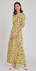 GHOST - Marley Dress Folk Floral - Designer Dress hire