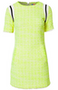 VERSACE - Medusa Printed Dress - Designer Dress hire