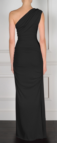a2e0c8d475 GORGEOUS COUTURE - The Bailey Maxi Black hire at Girl Meets Dress ...