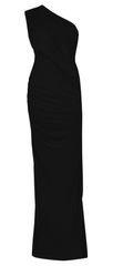 GORGEOUS COUTURE - The Bailey Maxi Black - Rent Designer Dresses at Girl Meets Dress