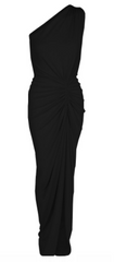 GORGEOUS COUTURE - The Liliana Maxi Black - Rent Designer Dresses at Girl Meets Dress