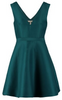 FOREVER UNIQUE - Olive Prom Dress - Designer Dress hire