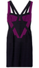 HERVE LEGER - Strapless Bandage Dress - Designer Dress hire