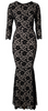 TIGER OF SWEDEN - Leandra Midi Dress - Designer Dress hire
