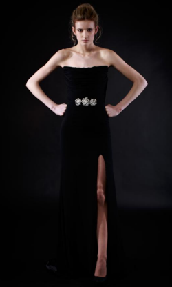 LUIs - Iris Gown - Designer Dress hire