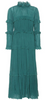 ZIMMERMAN - Stranded Wrap Dress - Designer Dress hire