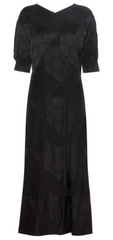 ISABEL MARANT - Rany Crêpe Dress - Designer Dress Hire