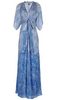 PREEN BY THORNTON BREGAZZI - Georgi Silk Dress - Designer Dress hire