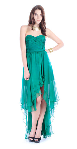 Ivy Emerald Gown