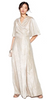 GATSBYLADY - Angel Sleeve Flapper Dress - Designer Dress hire