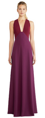 JILL JILL STUART - Rainey Halter Gown - Designer Dress Hire