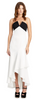 MASCARA - Madalina White Gown - Designer Dress hire