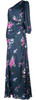 DIANE VON FURSTENBERG - Statement Floral Dress - Designer Dress hire