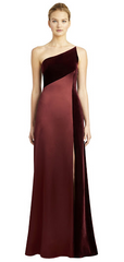 JILL JILL STUART - Evangeline Velvet Gown - Rent Designer Dresses at Girl Meets Dress