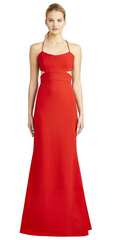 JILL JILL STUART - Gia Cut Out Gown - Rent Designer Dresses at Girl Meets Dress
