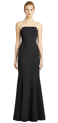 JILL JILL STUART - Hourglass Strapless Gown - Designer Dress Hire