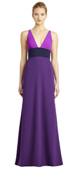 JILL JILL STUART - Heather Colour Blocked Gown - Rent Designer Dresses at Girl Meets Dress