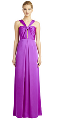 JILL JILL STUART - Madeline Twist Gown - Rent Designer Dresses at Girl Meets Dress