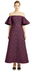 Self Portrait - Shoulder Knot Dress - Designer Dress hire