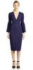 McQ ALEXANDER MCQUEEN - Wool-blend Valace Dress - Designer Dress hire