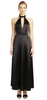 DRESSES BY LARA - Midnight Bird Gown - Designer Dress hire