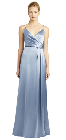 JILL JILL STUART - Thandie Slip Blue Dress - Designer Dress hire